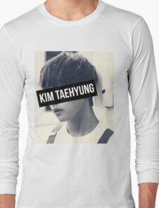 BTS: V - Kim Taehyung Long Sleeve T-Shirt