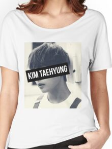 BTS: V - Kim Taehyung Women's Relaxed Fit T-Shirt
