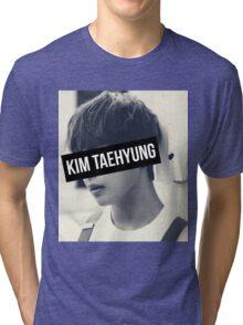 BTS: V - Kim Taehyung Tri-blend T-Shirt