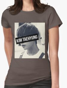 BTS: V - Kim Taehyung Womens Fitted T-Shirt