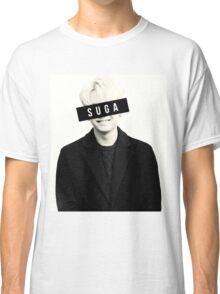 BTS: SUGA Classic T-Shirt