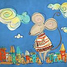Urban Mouse - light blue by catru