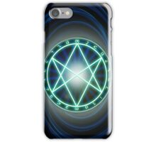 The Seal of Orichalcos  iPhone Case/Skin