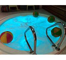 US - Illinois - Chicago - ACME Hotel Hot Tub Photographic Print