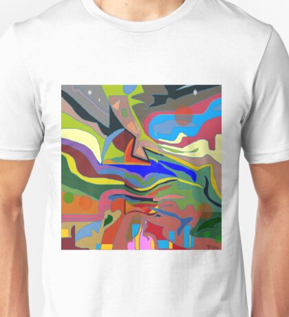 Color theory of the firmanent - accepted Unisex T-Shirt