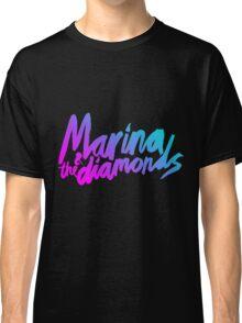 Marina and The Diamonds Classic T-Shirt
