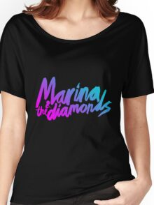 Marina and The Diamonds Women's Relaxed Fit T-Shirt