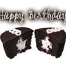 Happy Birthday - Cupcake 03 by garigots