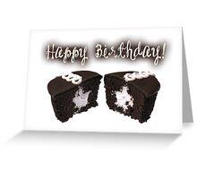 Happy Birthday - Cupcake 03 Greeting Card