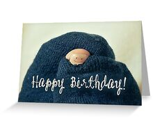 Happy Birthday - Happiness Greeting Card