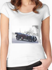 1914 Kissel Kar Touring Sedan Women's Fitted Scoop T-Shirt