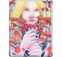 Keeper of the Scarlet Garden iPad Case/Skin