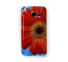 US - California - Saratoga - picket fence and flower Samsung Galaxy Case/Skin