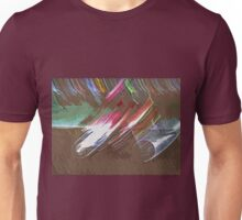 """The amazing effect of the slow speed 3  (c)(t) b PAINT  as """" Picasso ! """" with humor ! """"Kiss the cool effect"""" without digital effects with compact kodak z 1285! on 29.07.2012 Unisex T-Shirt"""
