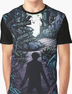 A Day to Remember Homesick Album Cover Graphic T-Shirt