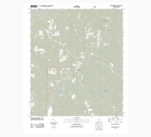 USGS TOPO Map Alabama AL Parker Springs 20110926 TM Kids Tee