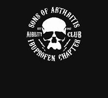 Sons Of Arthritis Motorcycle logo Unisex T-Shirt