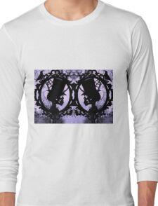 Spooksville forest Long Sleeve T-Shirt