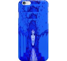 Blue Trance iPhone Case/Skin
