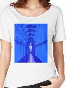 Blue Trance Women's Relaxed Fit T-Shirt
