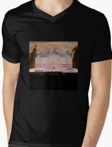 The Grand Budapest Hotel Mens V-Neck T-Shirt