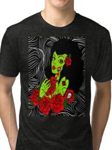 Zombied love Tri-blend T-Shirt