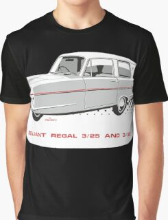 Reliant Regal 3/30 and 3/25 saloon Graphic T-Shirt