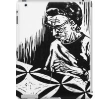 The Quilter, Nellie Clouse iPad Case/Skin