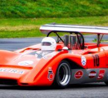 1969 McLaren M8C Can Am Racecar II Sticker