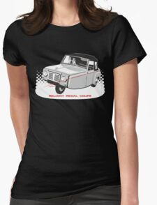 Reliant Regal Coupe (Mark 1) Womens Fitted T-Shirt