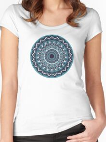 Teal Steal Women's Fitted Scoop T-Shirt