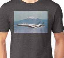 Republic F-105 Thunderchief Unisex T-Shirt
