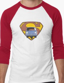 Reliant Regal Supervan  Men's Baseball ¾ T-Shirt