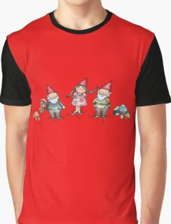 Gnomes family Graphic T-Shirt