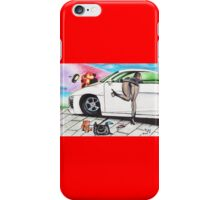 Bend Over and Kiss It Goodbye iPhone Case/Skin