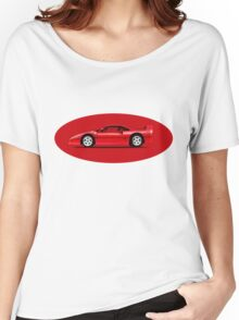 The F40 Women's Relaxed Fit T-Shirt