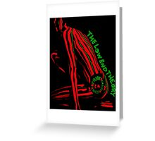 ATCQ Greeting Card