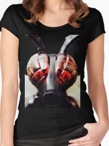 Lego Fly Monster minifigure Women's Fitted Scoop T-Shirt
