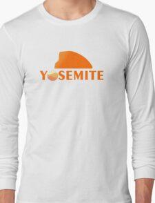 Yosemite National Park. Long Sleeve T-Shirt