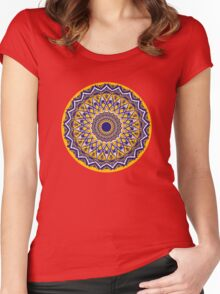 Daisy Chain Days Women's Fitted Scoop T-Shirt