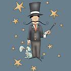 Magician (Circus series) by catru