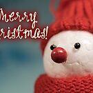 Merry Xmas - Snowman by garigots