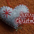 Merry Xmas - Heart & Felt by garigots