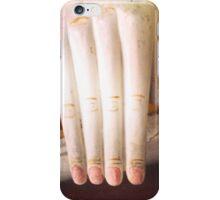 Buddha's hand, Myanmar iPhone Case/Skin