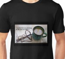 Boeretroos / A cup of coffee Unisex T-Shirt