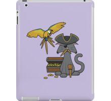 Pirate Cat iPad Case/Skin