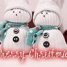 Merry Xmas - Snowman 10 by garigots