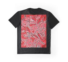 Strawberry Allergy Graphic T-Shirt