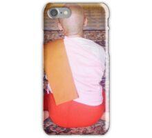 Burmese Nun iPhone Case/Skin