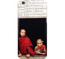 Window, Myanmar iPhone Case/Skin